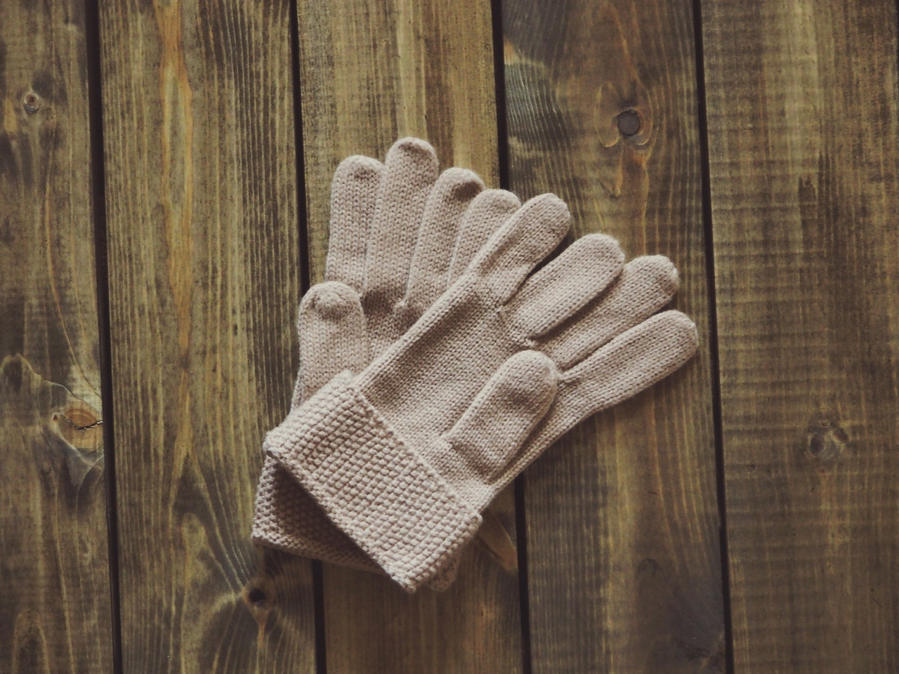 Gloves for protection and nail care