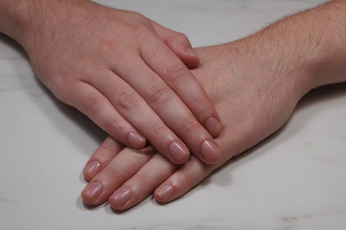 Manicure - Man - Results